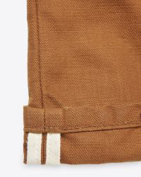 Billy Reid - Brown Slim Jean for Men - Lyst