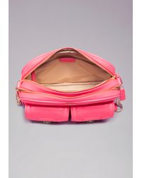Bebe - Pink Deena Crossbody Bag - Lyst