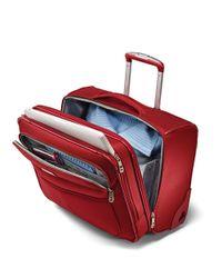 Samsonite | Red Lift Two Wheeled Boarding Bag | Lyst