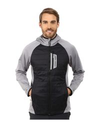 Under Armour - Black Ua Coldgear Infrared Werewolf Hooded Jacket for Men - Lyst