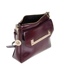 DKNY - Purple Handbag - Lyst