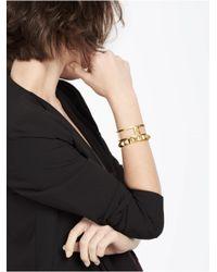 BaubleBar | Metallic Gold Giza Stud Cuff | Lyst