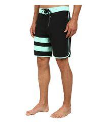 Hurley | Green Phantom 60 Block Party Boardshort for Men | Lyst