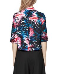 French Connection - Multicolor After Party Floral Top - Lyst