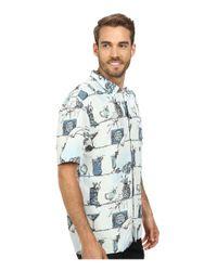Jack O'neill | Blue Home Bru Regular Fit Shirt for Men | Lyst