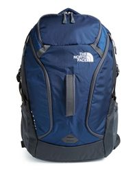 The North Face | Blue 'big Shot' Backpack for Men | Lyst