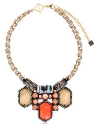 Nocturne - Noa Orange Necklace - Lyst