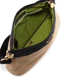 Eric Javits | Natural Escape Pouch Crossbody Bag | Lyst