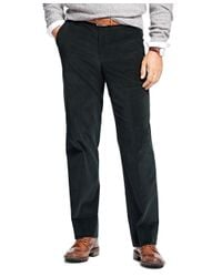 Brooks Brothers | Green Madison Fit Corduroy Trousers for Men | Lyst