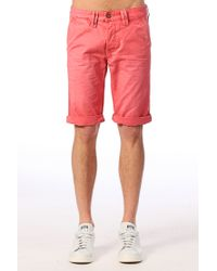 Pepe Jeans | Pink Short - Pm800289 Mcgraw Short for Men | Lyst