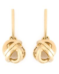 Lara Bohinc - Metallic 'planetaria' Earrings - Lyst