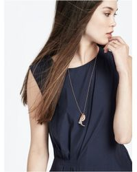 BaubleBar | Metallic Leading Lady Charm & Chain Set | Lyst