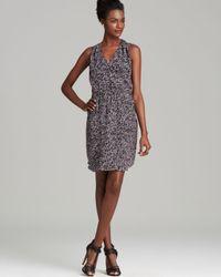 b5cc62b52b8 Rebecca Taylor. Women s Dress - Sleeveless Leopard Print Silk