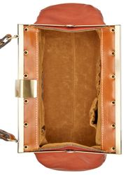 Patricia Nash | Orange Tooled Ferrara Satchel | Lyst