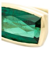Irene Neuwirth - Green 9.25 Kt Tourmaline Ring - Lyst