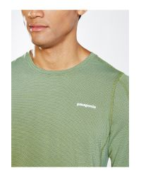Patagonia - Green Outpacer Shirt for Men - Lyst
