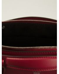 Fendi | Red By The Way Leather Shoulder Bag | Lyst
