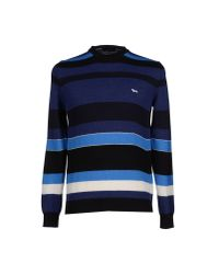 Harmont & Blaine - Blue Jumper for Men - Lyst
