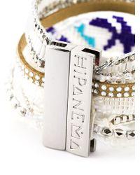 Hipanema - White 'honolulu' Bracelet - Lyst