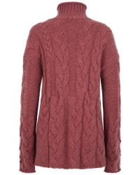 Nicole Farhi | Pink The Hicks Jumper | Lyst