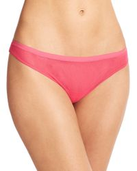 Cosabella - Pink Soire Brazilian Minikini - Lyst
