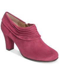 Aerosoles | Purple Starring Role Shooties | Lyst