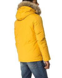 Tommy Hilfiger Yellow New Houston Jacket for men