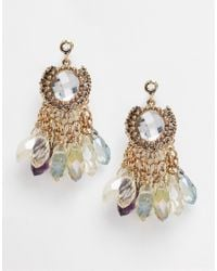 ALDO | Purple Calessina Statement Earrings | Lyst