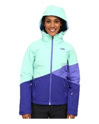 The North Face - Green Gala Triclimate® Jacket - Lyst