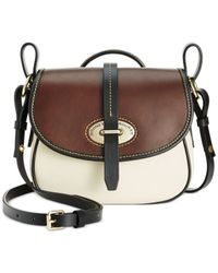 Dooney & Bourke | White Verona Cristina Crossbody Bag | Lyst