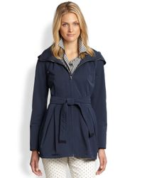 Weekend by Maxmara | Blue Mila Raincoat | Lyst