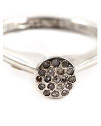 Rosa Maria - Metallic 'Lala Dia' Ring - Lyst