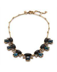 J.Crew | Blue Ladybug Necklace | Lyst