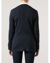 P.A.R.O.S.H. - Blue Winter Jumper - Lyst