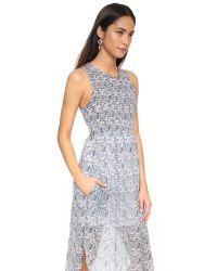 Banjanan - Multicolor Cochella Dress - Lyst