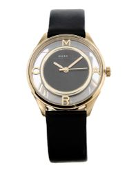 Marc By Marc Jacobs - Black Wrist Watch - Lyst