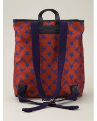 Vivienne Westwood - Red 'Stella' Backpack - Lyst