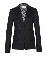 Dorothee Schumacher - Black Bold Silhouette Jacket 1/1 - Lyst