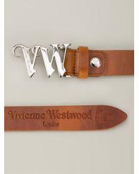 Vivienne Westwood - Brown 'Douglas' Belt for Men - Lyst
