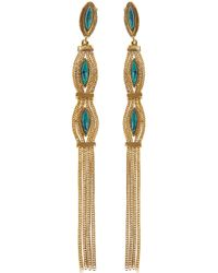 Aurelie Bidermann - Metallic Sunset Earrings - Lyst