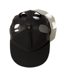 DRKSHDW by Rick Owens | Black Mens Hat for Men | Lyst