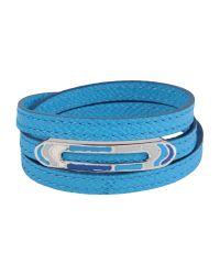 Tod's | Blue Bracelet | Lyst