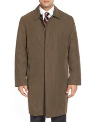 London Fog - Brown 'durham' Coat for Men - Lyst