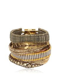 Hipanema - Brown Platine Bracelet - Lyst
