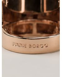 Eddie Borgo - Metallic Hinged Plate Ring - Lyst