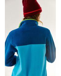 Patagonia | Blue Full-zip Snap-t Jacket | Lyst