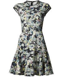 Erdem | Multicolor Daina Dress | Lyst