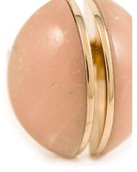 Chloé | Pink 'ellie' Ring | Lyst