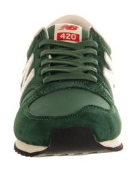 New Balance - Green U420 for Men - Lyst