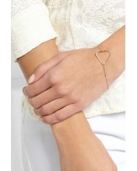 Melissa Joy Manning | Metallic 14karat Gold Bracelet | Lyst